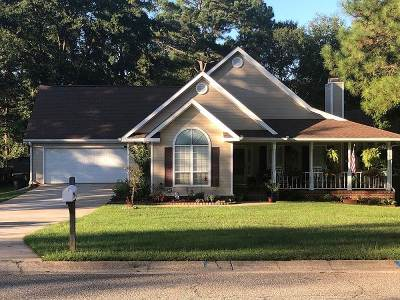 Byron Single Family Home For Sale: 103 Caravelle Court