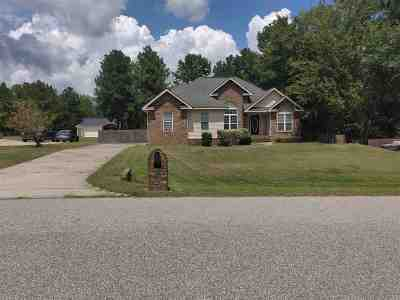 Macon Single Family Home For Sale: 222 Natchez Trce