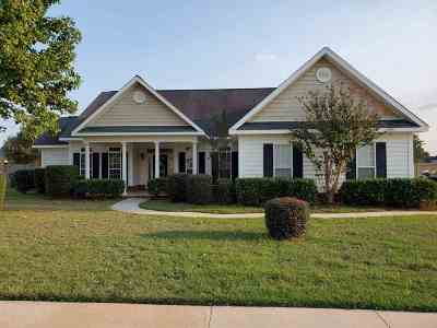 Warner Robins Single Family Home For Sale: 204 Lovorn Circle