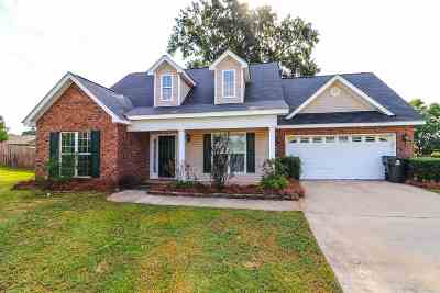 Bonaire Single Family Home For Sale: 503 Myles Lane