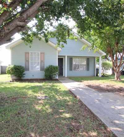 Warner Robins Single Family Home For Sale: 227 Worthington Lane