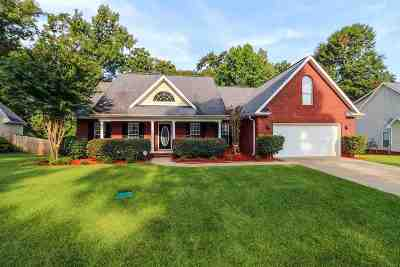 Warner Robins Single Family Home For Sale: 306 Bay Laurel Circle