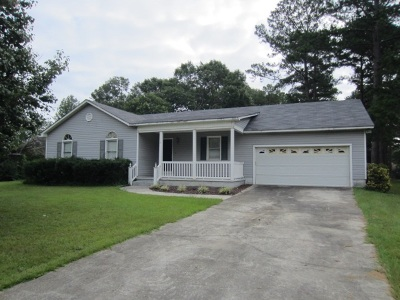 Macon Single Family Home For Sale: 116 Bransford Drive
