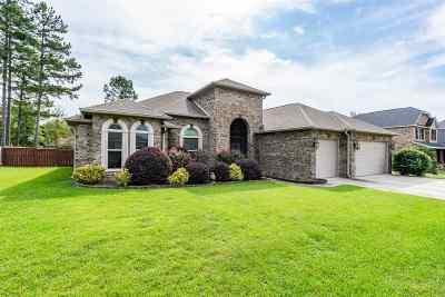 Bonaire GA Single Family Home For Sale: $315,000