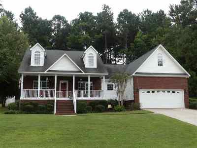 Gray GA Single Family Home For Sale: $220,500