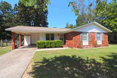 Perry Single Family Home For Sale: 505 Stanley Street