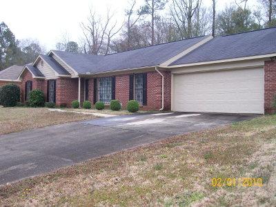 Columbus GA Single Family Home For Sale: $145,000