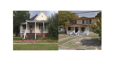 Columbus GA Multi Family Home For Sale: $96,000