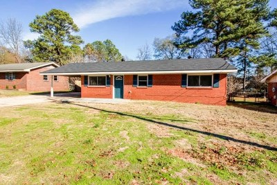 Columbus GA Single Family Home For Sale: $75,900