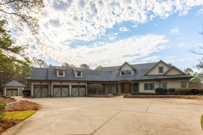 Muscogee County Single Family Home For Sale: 8940 River Road