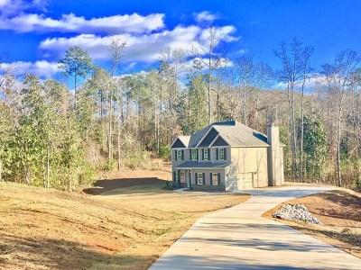 Hamilton GA Single Family Home For Sale: $217,900