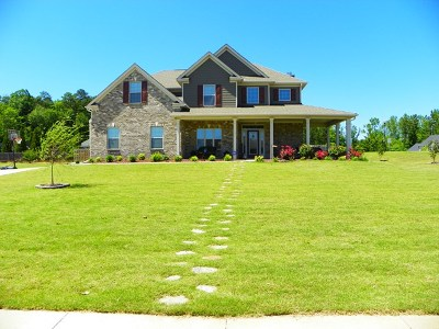 Fortson Single Family Home For Sale: 9499 Forest Crown Drive