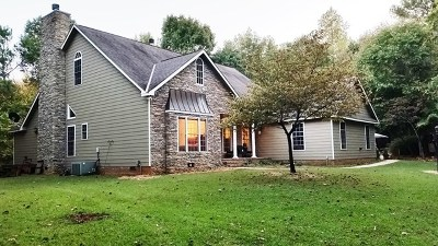Hamilton GA Single Family Home For Sale: $485,000