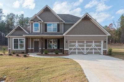 Hamilton GA Single Family Home For Sale: $252,400