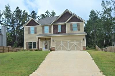 Hamilton GA Single Family Home For Sale: $214,900