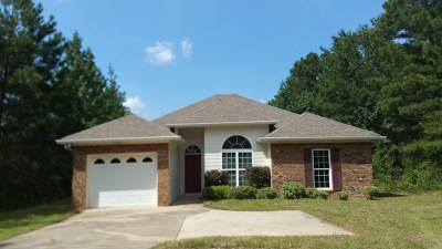Midland Single Family Home For Sale: 11261 Chattsworth Road