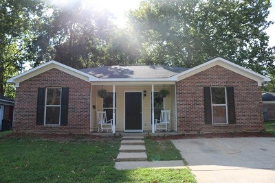 Single Family Home For Sale: 819 Benner Avenue