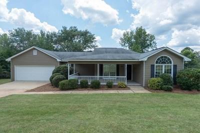 Hamilton GA Single Family Home For Sale: $169,900