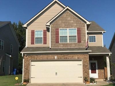 Columbus GA Single Family Home For Sale: $167,000