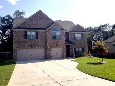 Russell County, Lee County Single Family Home For Sale: 33 Caen Drive