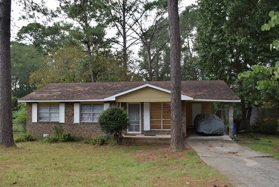 Muscogee County Single Family Home For Sale: 5635 Jamestown Drive