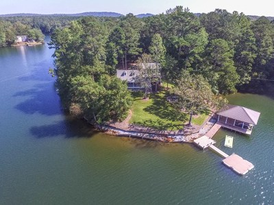 Hamilton GA Single Family Home For Sale: $697,000