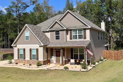 Hamilton GA Single Family Home For Sale: $238,000