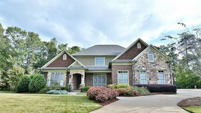 Muscogee County Single Family Home For Sale: 8024 Adelaide Drive
