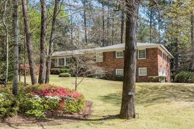 Columbus Single Family Home For Sale: 6016 Wellesley Drive