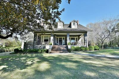 Columbus Single Family Home For Sale: 2110 Oak Avenue