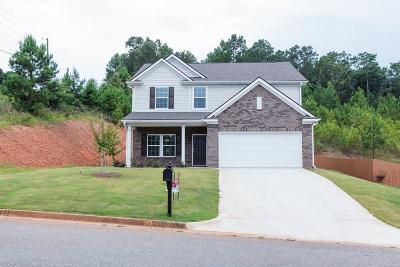 Hamilton GA Single Family Home For Sale: $199,433