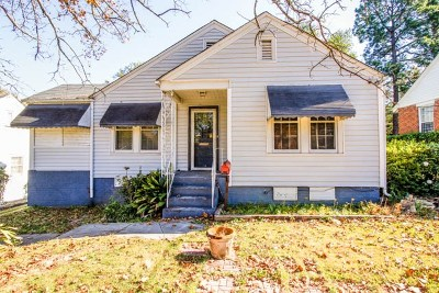 Single Family Home For Sale: 3820 17th Avenue