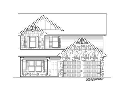 Hamilton GA Single Family Home For Sale: $198,382