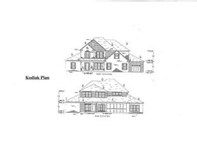 Harris County Single Family Home For Sale: Lot 53 Boxwood Court