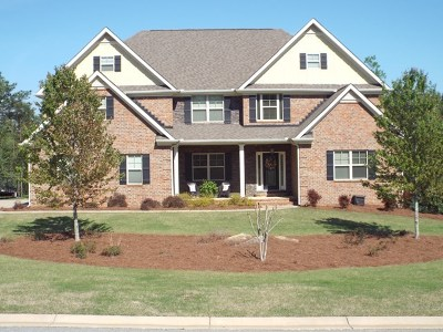 Fortson Single Family Home For Sale: 3884 Essex Heights Trail