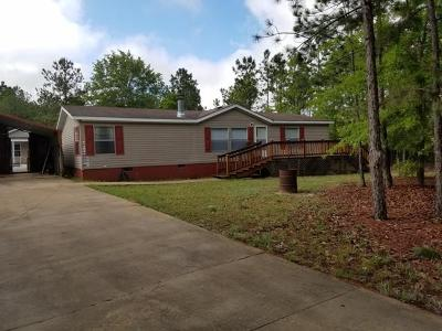 Single Family Home For Sale: 2220 Fort Perry Road