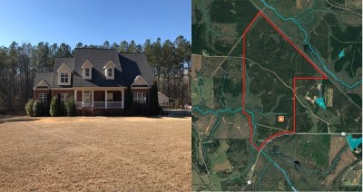 Pine Mountain Single Family Home For Sale: 6934 Chipley Highway