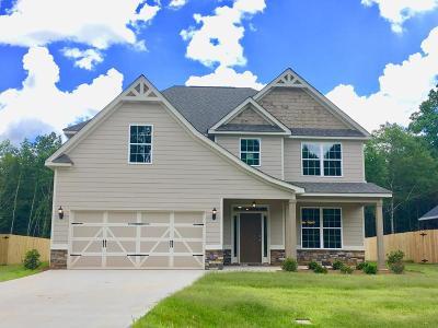 Hamilton GA Single Family Home For Sale: $235,000