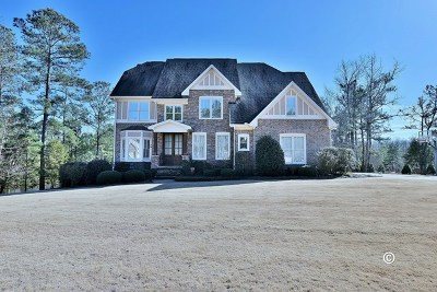 Midland Single Family Home For Sale: 8242 Preservation Trail