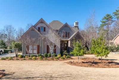 Columbus Single Family Home For Sale: 7827 Eagles Landing Court