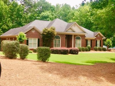 Harris County Single Family Home For Sale: 115 Mountain Lake Court