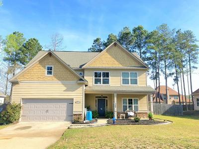 Phenix City Single Family Home For Sale: 109 Blue Spruce Drive