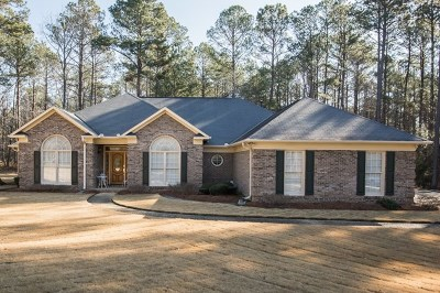 Midland Single Family Home For Sale: 8062 Mehaffey Road