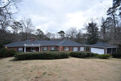 Columbus Single Family Home For Sale: 5630 Roaring Branch Road