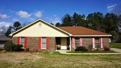 Columbus GA Single Family Home For Sale: $111,000