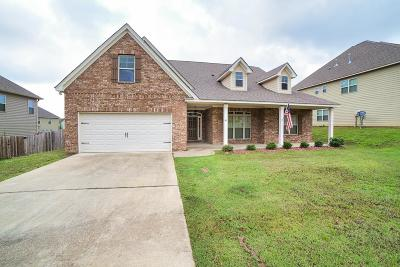 Phenix City Single Family Home For Sale: 43 White Pine Way