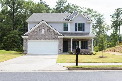 Fortson Single Family Home For Sale: 4883 Wisteria Lane
