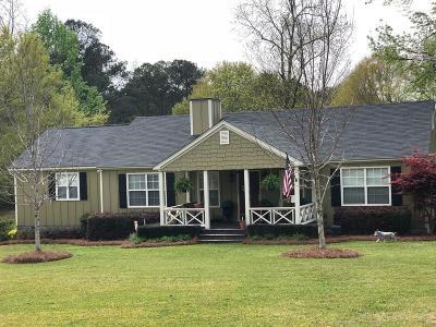 Hamilton GA Single Family Home For Sale: $321,900