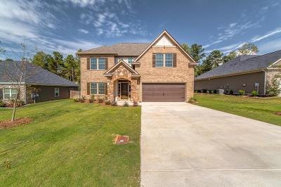 Fortson Single Family Home For Sale: 9722 North Ivy Park Drive