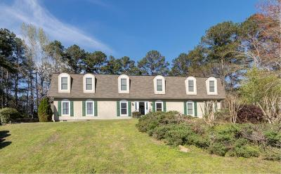 Columbus Single Family Home For Sale: 7240 Standing Boy Road